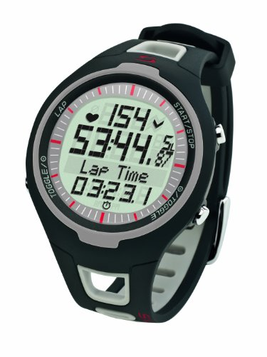 Sigma PC15.11 Heart Rate Monitor (Grey) by Sigma Sport