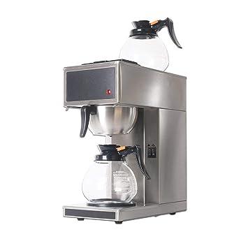 WJSW Cafetera de destilación Cafetera automática Máquina de ...