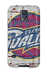 New Cleveland Cavaliers Nba Basketball (13) Tpu Case Cover, Anti-scratch CfEeGmQ3972AOIOd Phone Case For Galaxy S5