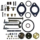 Comprehensive Carburetor Kit For John Deere B w/ Marvel Schebler DLTX67 DLTX73