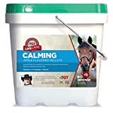 Formula 707 Calming Equine Supplement, 10lb Bucket – L-Tryptophan, Thiamine & Magnesium provide support to improve focus in horses