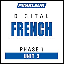 French Phase 1, Unit 03