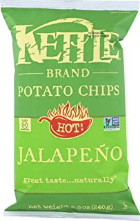 product image for Kettle Brand (NOT A CASE) Jalapeno Potato Chips