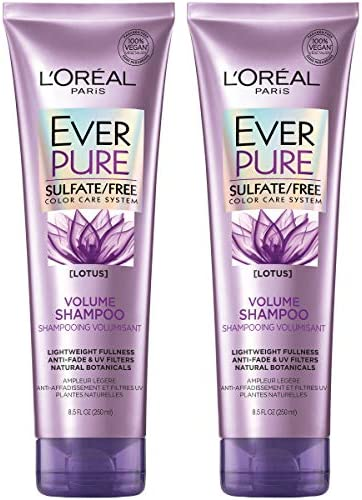 LOreal Paris EverPure Color Treated Lightweight