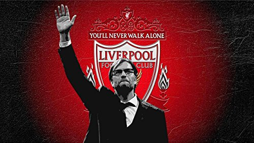 Get Motivation Liverpool Football Club LFC Jurgen Klopp The Reds Mohamed Salah Sadio mane Roberto Firmino Virgil Van Djiik Emre Can 12 x 18 inch Poster