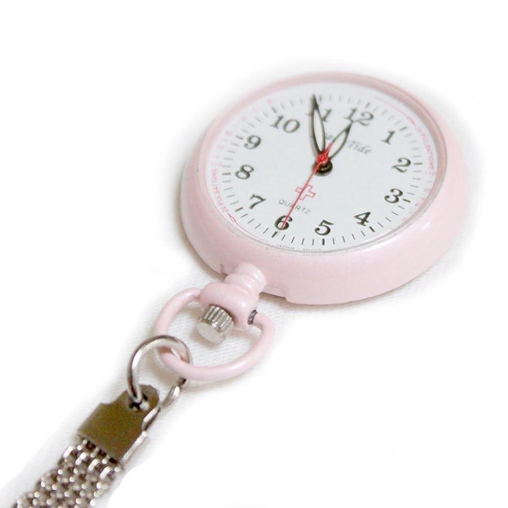 ギャラリー非常に怒っています略すナースウォッチ 時計 懐中時計 キーホルダー ナスカン シンプル リュック バッグ ポケット ランドセル PR-NASUKA-WATCH