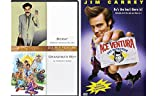 DVD : Slapstick Comedy Collection - Ace Ventura, Borat & Grandma's Boy 3-Movie Bundle