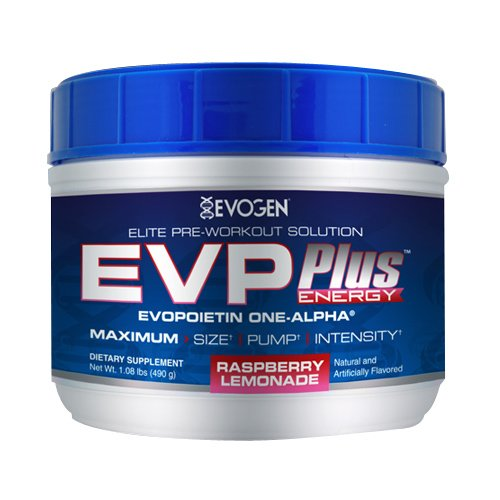 Evogen EVP Plus Raspberry Lemonade 40 Servings