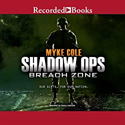 Shadow Ops, Book 3: Breach Zone