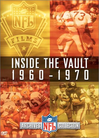 NFL Films - Inside the Vault, Vols. 1-3