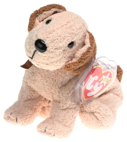 Rufus Dog - Ty Beanie Babies - Rufus the Dog