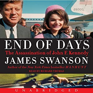 End of Days Audiobook