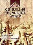 Great Generals Set - Alexander the Great, Hannibal, Julius Caesar