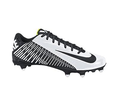 Nike Vapor Strike 4 Low Td Men Football Shoes White Volt Black