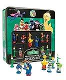 : Sesame Street Deluxe Chess