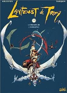 """Afficher """"Lanfeust de Troy n° 5<br /> Le frisson de l'haruspice"""""""