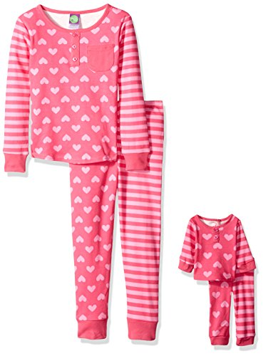Dollie Me Stripes Snugfit Sleepwear