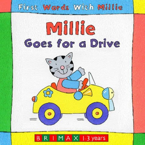 Download Millie Goes for a Drive (First Words with Millie) pdf