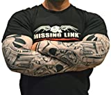 Missing Link SPF 50 BioMechanical Me ArmPro (Tan/Black, M...