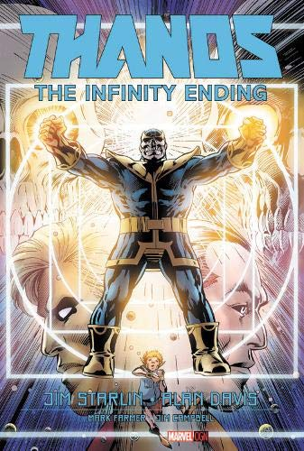 Thanos: The Infinity Ending by Marvel