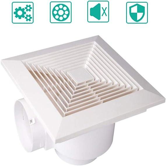 Extractor de baño silencioso de techo,Campana extractora de bajo ...