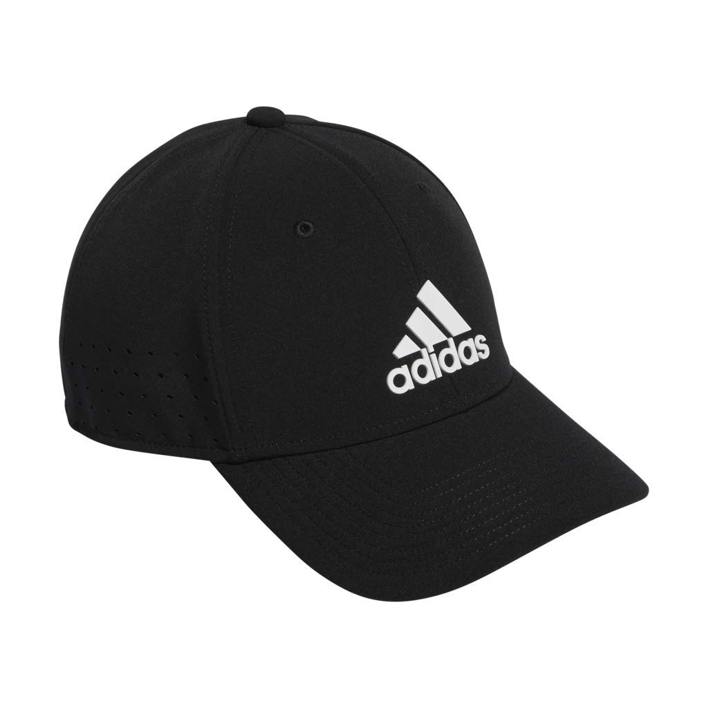 ce0481e0572 Amazon.com  adidas Men s Gameday Stretch Fit Structured Cap