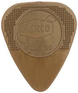 dunlop herco he210p herco flex 50 guitar picks 12 pack musical instruments. Black Bedroom Furniture Sets. Home Design Ideas