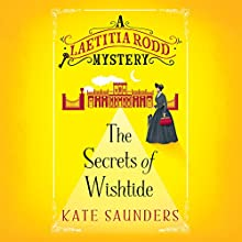 The Secrets of Wishtide Audiobook by Kate Saunders Narrated by Anna Bentinck