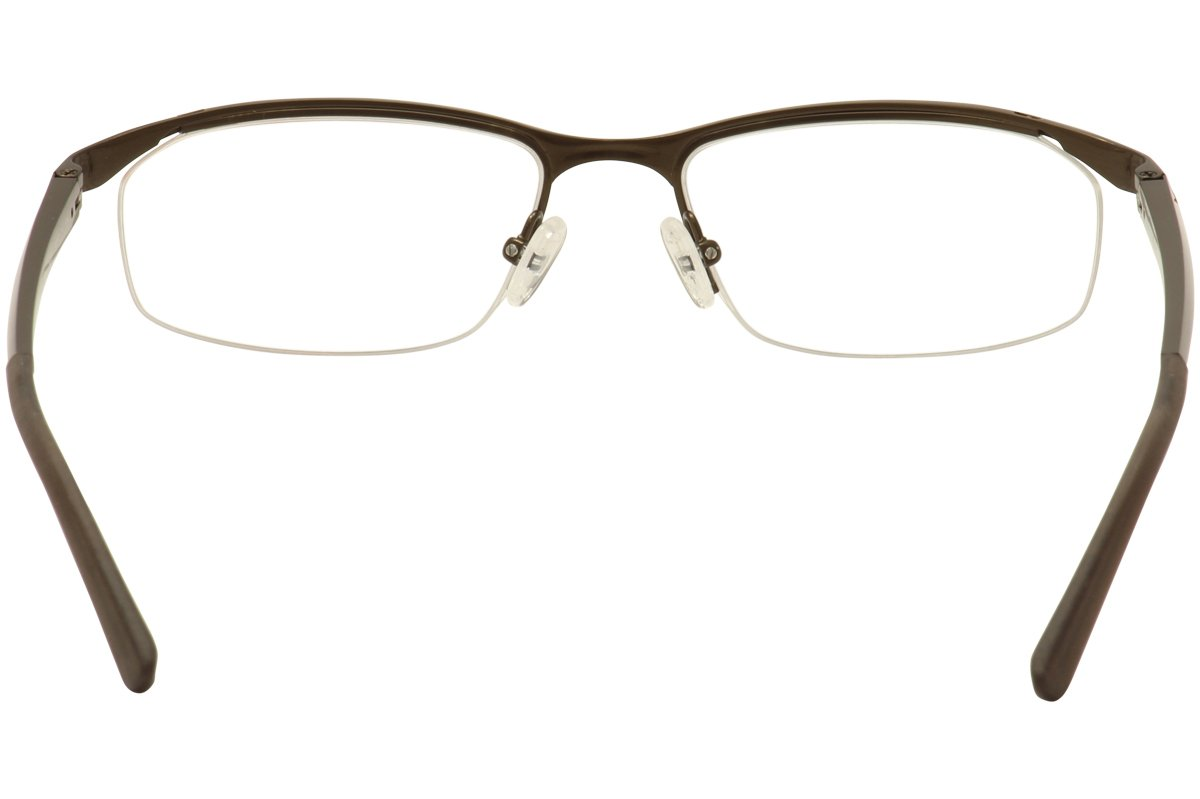 f642ab6770d Amazon.com  Nike Eyeglasses 6037 045 Steel Demo 53 17 135  Health    Personal Care