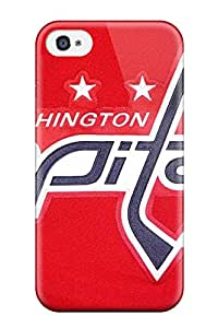 Julian B. Mathis's Shop washington capitals hockey nhl (5) NHL Sports & Colleges fashionable iPhone 4/4s cases 4298699K708988653