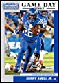 2019 Panini Contenders Draft Tickets Game Day Tickets Football #21 Benny Snell Jr. Kentucky Wildcats