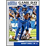96ee21e4c13 2019 Panini Contenders Draft Game Day Tickets #21 Benny Snell Jr. NM-MT  Kentucky.