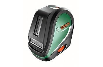 Laser Entfernungsmesser Genauigkeit 0 5 Mm : Bosch kreuzlinienlaser universallevel aa batterien