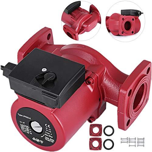 Happybuy Hot Water Recirculating Pump 110V 1/25 HP Circulation Pump 1.5
