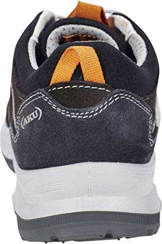 senderismo 5 para AKU 44 de Zapatillas gris de Piel mujer gris EwqgfT
