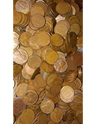 1 - 500+ Grab Bag of Lincoln Wheat Pennies 1909-1958 Unsearched Bag