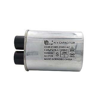 Amazon.com: Meter Star CQC - Condensador universal para ...