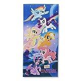 Hasbro My Little Pony The Movie Beach Towel