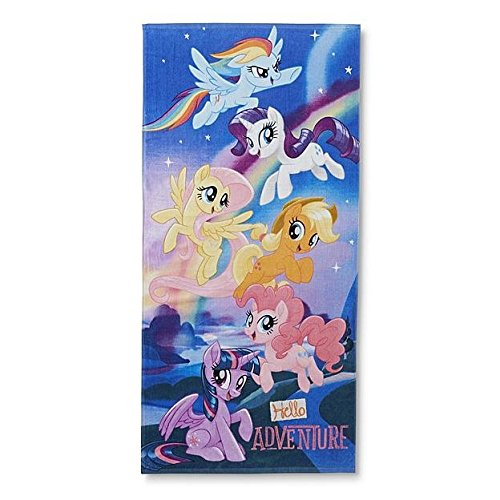 Hasbro My Little Pony The Movie Beach Towel