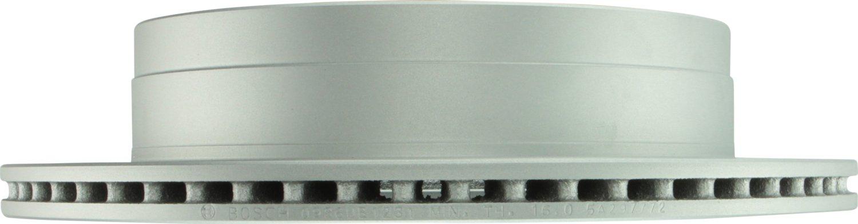 FJ Cruiser Rear Bosch 50011237 QuietCast Premium Disc Brake Rotor For: Lexus GX470; Toyota 4Runner Sequoia