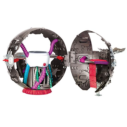 Teenage Mutant Ninja Turtles Movie 2 Out Of The Shadows Technodrome Playset (Teenage Mutant Ninja Turtles Bad Guys)