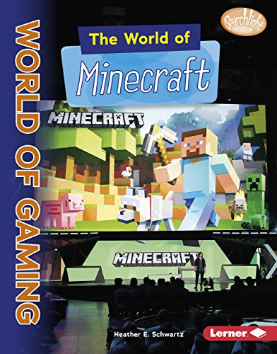 Notch Minecraft Costume (The World of Minecraft (Searchlight Books ™ — The World of Gaming))