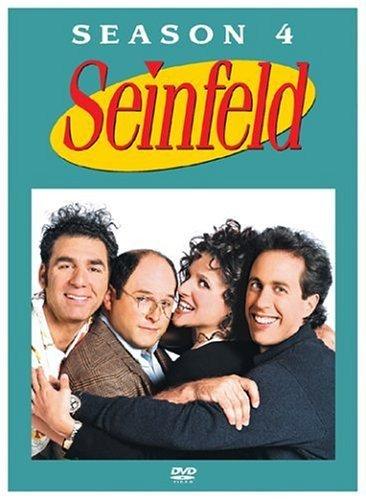 Seinfeld: Season 4 (4 Volume Seinfeld)