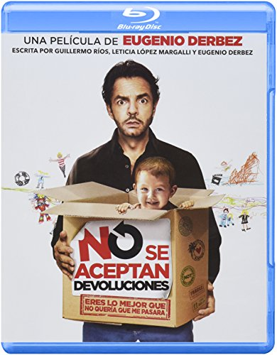 No Se Aceptan Devoluciones (Instructions Not Included) Spanish Audio & Subtitles (Not English Subtitles) - Import - Region Free Blu-ray