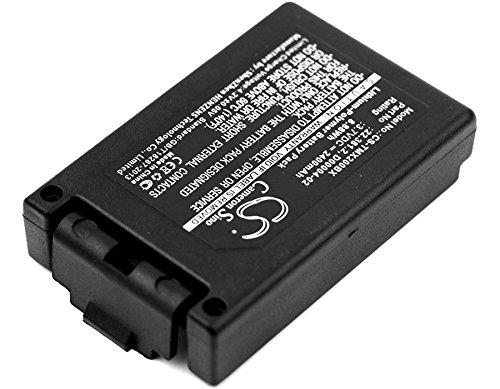 2400mAh Battery for Teleradio TG-TXMNL, Transmitter Tele Radio TG-TXMNL