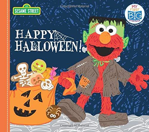 Happy Halloween Story (Happy Halloween! (My First Big Story Book: 123 Sesame)