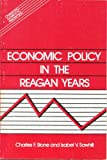 Economic Policy in the Reagan Years 9780877663720