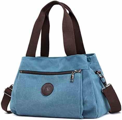 73bb3cf6f71a Shopping Blues - Canvas - Hobo Bags - Handbags & Wallets - Women ...