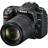 Nikon D7500 18-140mm Kit , Black (VBK510XA) (Australian warranty)