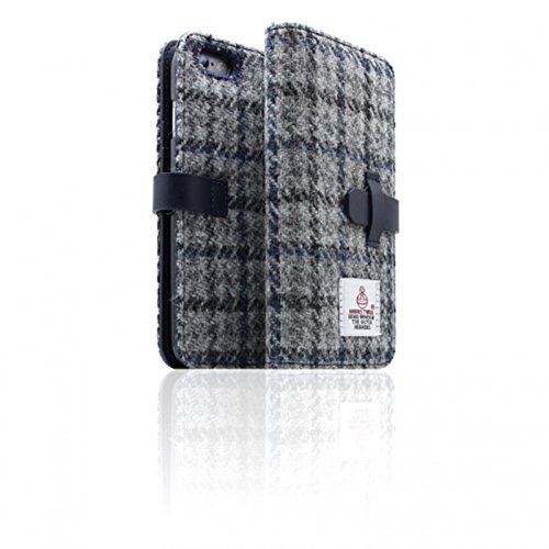 Click to buy KKANCRE D5 Special Edition X Harris Tweed Iphone 6/6s Plus (B.GREY) - From only $150.5